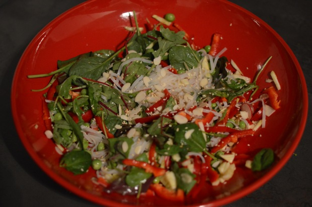 Vermicelli-Salat