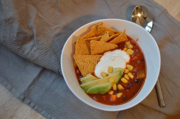Chili Taco Bowl2