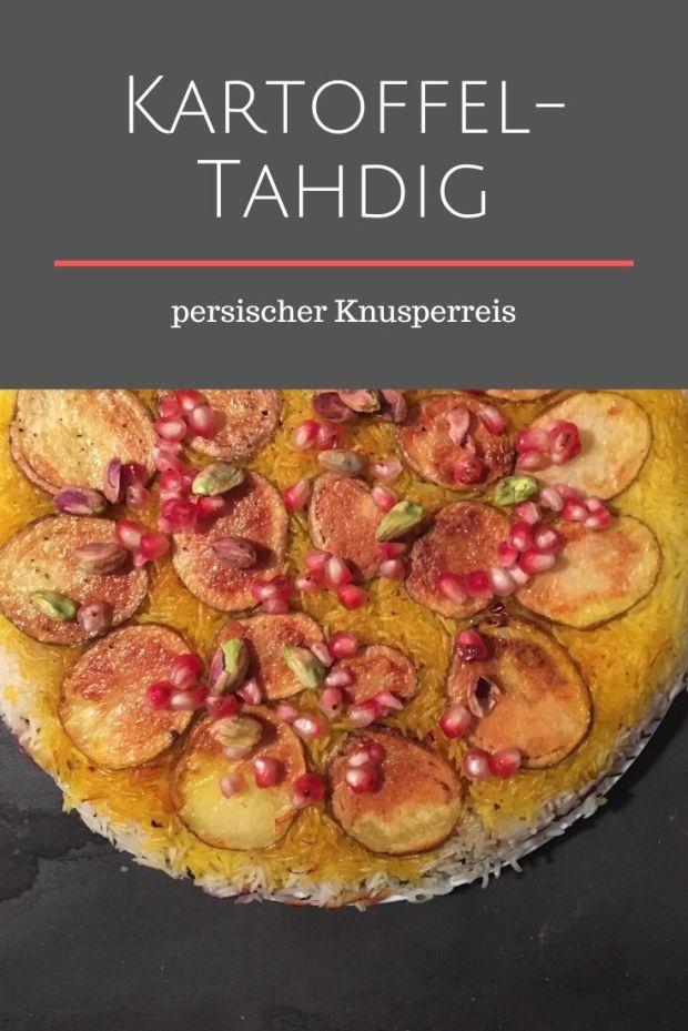 Kartoffel-Tahdig