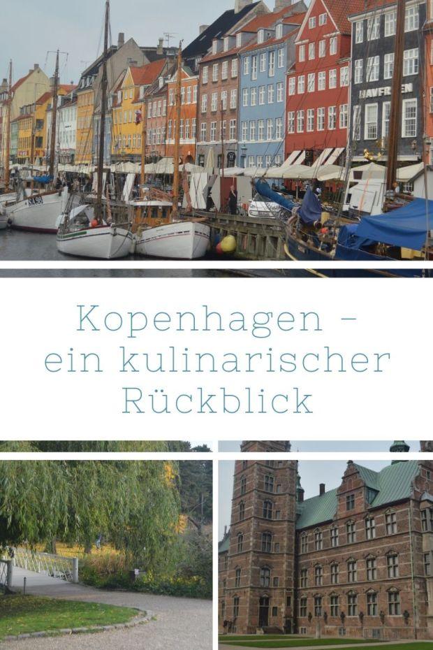Kopenhagen ein kulinarischer Rückblick